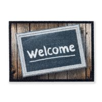 Deco Brush - Welcome Schild