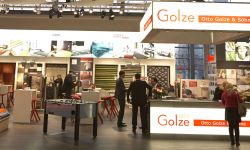 Otto-Golze-Messestand